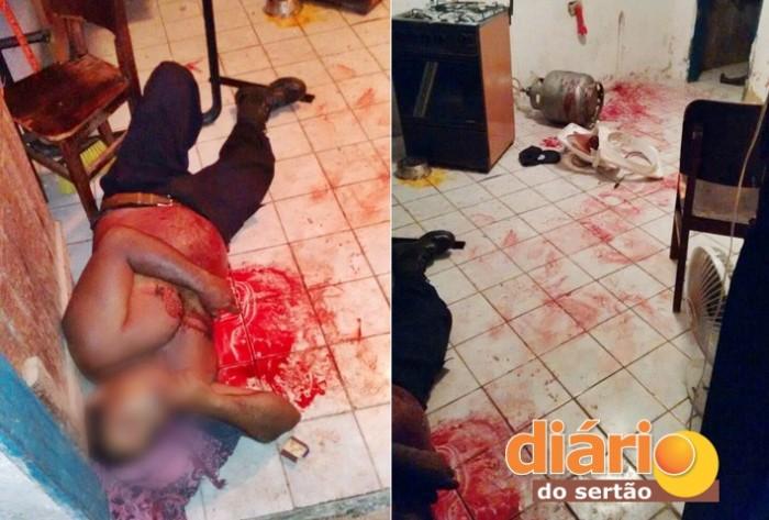Vigilante é assassinado a tiros enquanto trabalhava na região de Sousa; acusados fugiram levando a arma e o colete da vítima