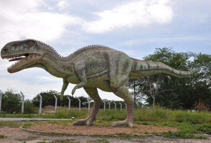 Vale dos dinossauros em Sousa mais uma vez é destaque nacional