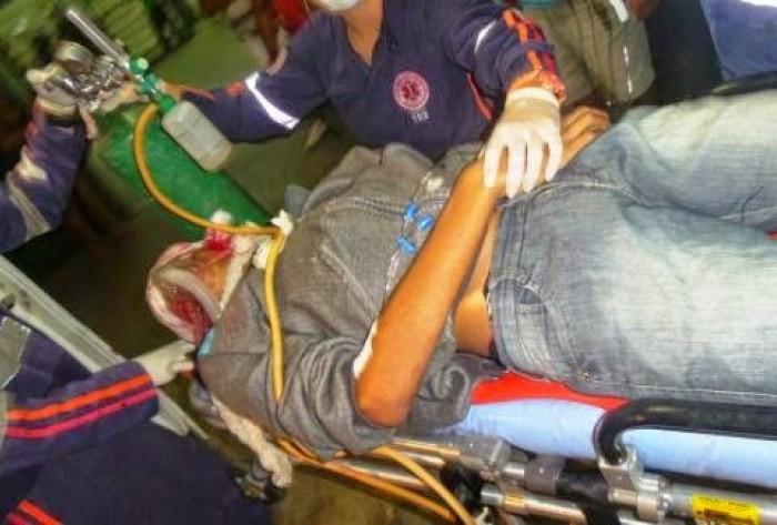Mais um: jovem é atingido com tiro e morre horas depois de ser socorrido para o Hospital