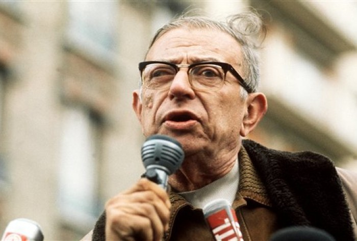 the logical contradiction of jean paul sartre As the french existentialist jean-paul sartre  the absurdity of life without god and  vainly to elude the contradiction between his denial of.