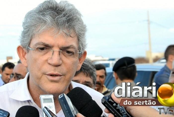 Cajazeiras e mais três cidades do Sertão estão na lista das beneficiadas com R$ 35 mi para abastecimento