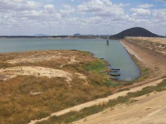 SECA: Açude do Sertão só terá água até agosto, anuncia ANA.