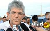 Ricardo Coutinho, governador do Estado da Paraíba