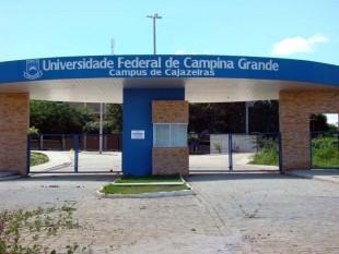 UFCG abre vaga para as cidades de Cajazeiras e Patos