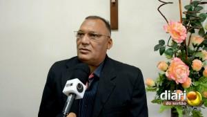 Vereador Marcos Barros, presidente da AVASP