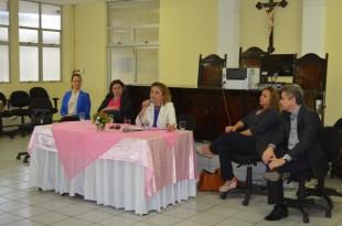 Juíza avalia evento realizado na cidade de CZ