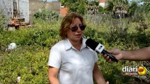 Dona Neiry chora e diz que acionará a Justiça