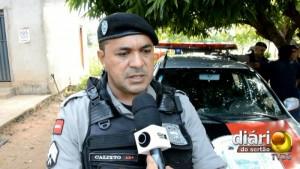 Sargento da Polícia Militar falou sobre o caso