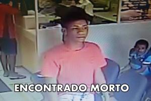 Jovem é encontrado morto em cidade do Sertão