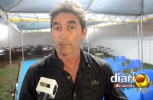 Nosman Barreiro lança pré-candidatura em Itaporanga