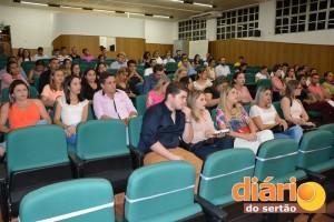 Aula inaugural da Residência Médica aconteceu no auditório do IFPB de Cajazeiras