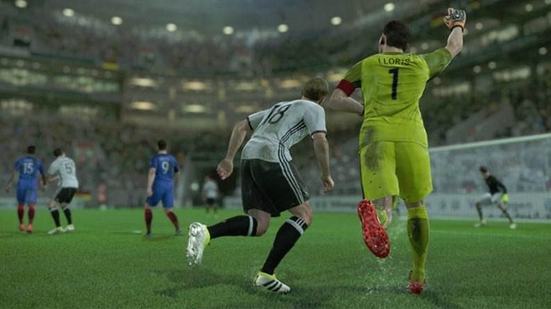 Konami anunciou oficialmente Pro Evolution Soccer 2017 (foto: reprodução/internet)