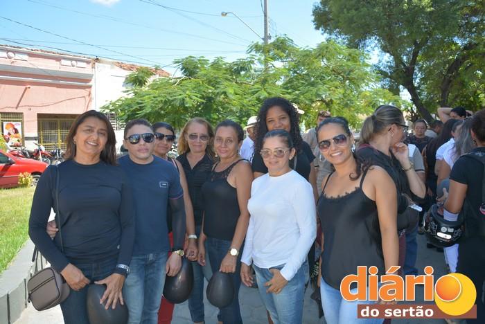 Mobilização em Cajazeiras contra portaria ministerial dos ACS