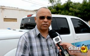 Ronaldo presidente do Coren-PB