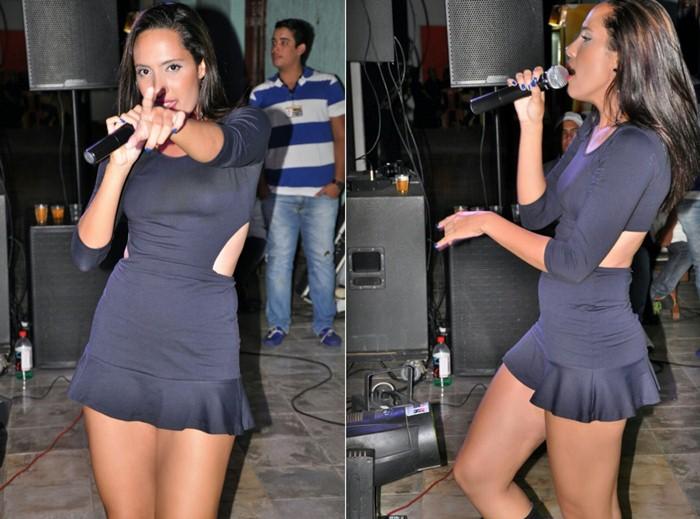 Cantora Jackeline Lira (foto: assessoria)
