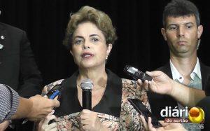 Presidenta Dilma Rousseff em João Pessoa
