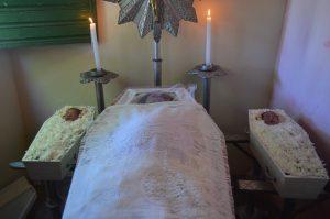 Funeral da mulher e das duas crianças em Cajazeiras