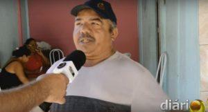 Damião Vicente revelou que Samu demorou