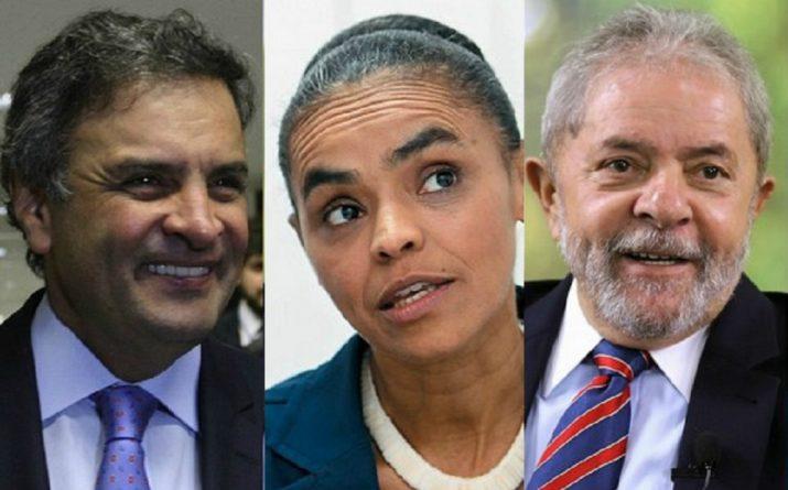 Lula lidera disputa para 2018 — Datafolha