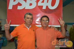Chico Pereira e Dêda Lucena