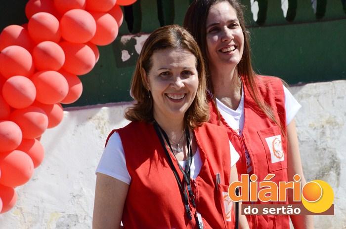Caravana do Coração realizada na cidade de Sousa (foto: Charley Garrido)