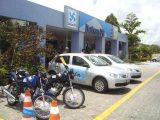 Leilão de veículos na Paraíba (Foto: Reprodução)