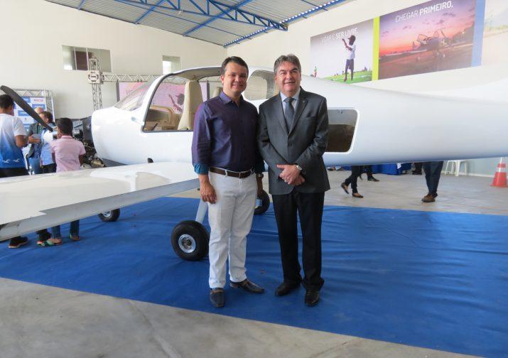 Fabrica de avioes em CG (2)