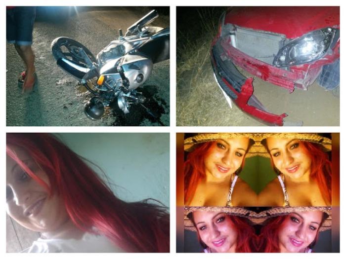 Jovem de 22 anos morre vítima de acidente de motocicleta no Sertão da Paraíba