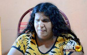 Maria Lopes Monteiro não enxerga há 43 anos