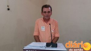 Candidato Chico Mendes (Foto DS)