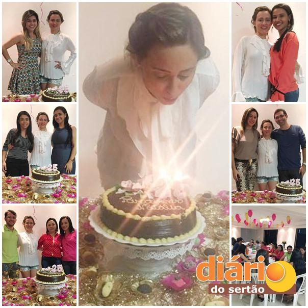 Festa surpresa de aniversário (foto: Facebook)