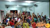 Classe decidiu em assembleia declarar greve por tempo indeterminado