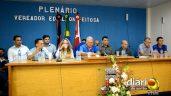 Coletiva aconteceu na Câmara de Cajazeiras