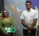 Dr. Geraldo e Mércia Prefeito e Vice de Ipaumirim-CE