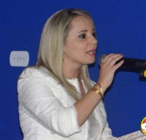 Giovana, Prefeita Eleita de São Bentinho