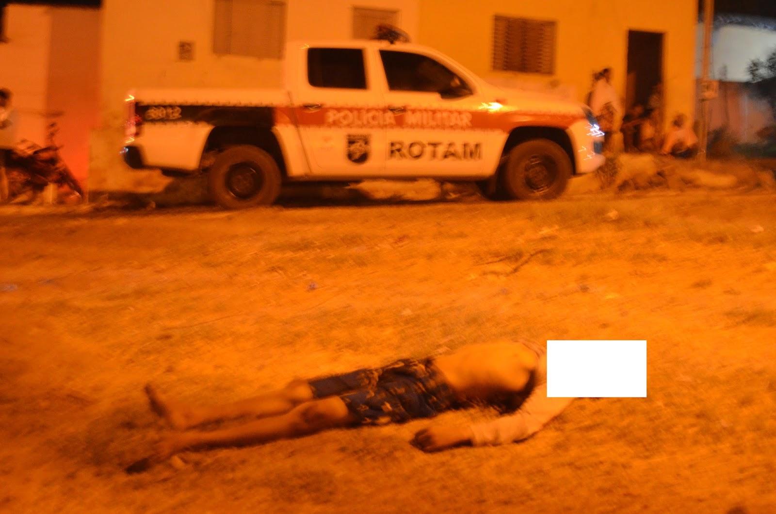 José Marcelino de Sousa tinha 22 anos (foto: Ângelo Lima)