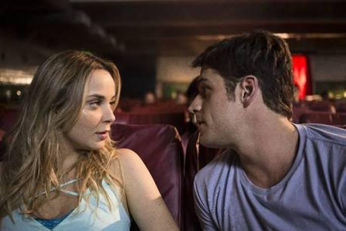 Juliana Lohmann vive par romântico com Marco Pigossi em 'A última chance' Foto: Marcio Nunes Leia mais: http://extra.globo.com/tv-e-lazer/marco-pigossi-vive-lutador-em-filme-dramatico-fala-de-cena-de-sexo-na-prisao-20378796.html#ixzz4OfmzV864