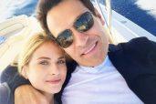 Atriz Luiza Valdetaro e o marido, o empresário Mariano Marcondes Ferraz (Foto: Instagram/Reprodução)