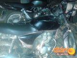 Motocicletas foram apreendidas pela PM (foto: ascom)