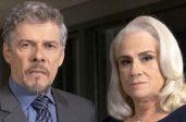 Zé Mayer e Vera Holtz. (Foto: Renato Rocha Miranda / Globo)