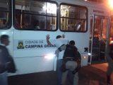 Polícia Militar intensificou as abordagens a ônibus na cidade de Campina Grande