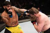 Antônio Pezão e UFC entram em acordo e lutador deixa e evento após 11 lutas (Foto: Getty Images)