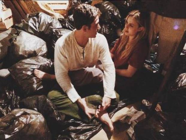 Pigossi protagonizou cenas tórridas com Juliana Lohmann Foto: Reprodução/ Instagram