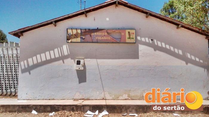 Zenildo denunciou que vários postos de saúde estão fechados (foto: Diário do Sertão)