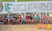 Estudantes realizam protesto contra a PEC 241 (foto: Charley Garrido)