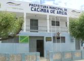 Prefeitura Municipal de Cacimba de Areia.