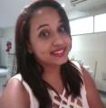 Vivianny Crisley de 29 anos está desaparecida