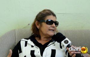 Alderi Caju, prefeita de Bonito de Santa Fé