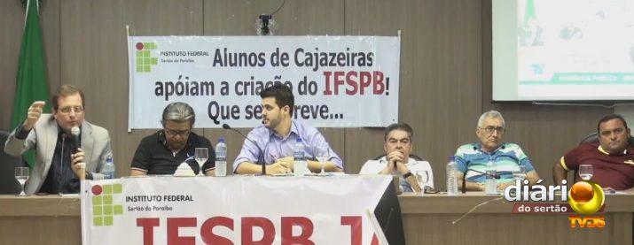 Audiência pública na Câmara Municipal de Sousa (Foto: DS)