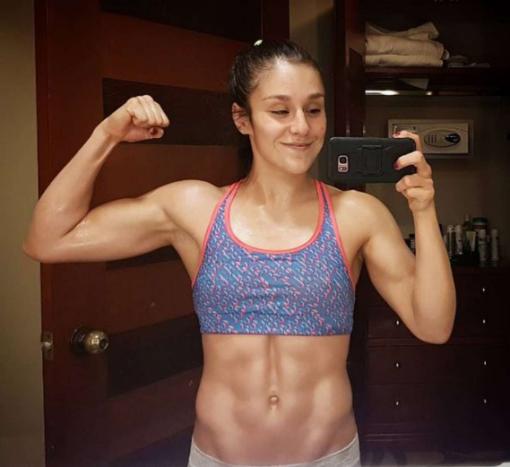 ALEXA GRASSO - A mexicana tem apenas 23 anos. Tem sete vitórias no cartel. Luta na categoria peso-palha © REPRODUÇÃO / INSTAGRAM